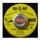 "45Re ✦THE CHARADES✦""The Key To My Happiness""-Monster Northern Soul.2-sider.Hear♫"
